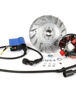 BGM666PK Zündung-Set -BGM PRO 12V Touring- Vespa Smallframe PK XL, PK XL2, HP3, HP4 – 1600g