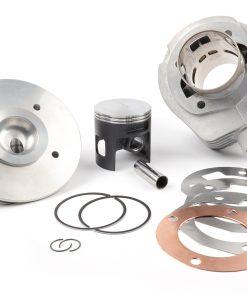 BGM1770NE Zylinder -BGM PRO 177 / 187 ccm (auch für Elestart/Elektrostarter)- Vespa PX125, PX150, Cosa125/150, GTR125, TS125, Sprint Veloce (VLB1T 0150001-), LML Star/Stella 125/150, Motovespa PX125 Iris(99M…